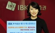 IBK투자證, 삼성화재+LGD 기초 ELS 공모
