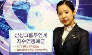 신한은행, 삼성그룹주 투자 '세이프 지수연동예금' 판매