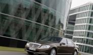 벤츠 S클래스-SLS AMG, '올해 최고의 차'에 선정