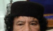 20초 인증샷 찍은 카다피…효과는?