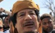 """카다피, 다가오는 심판의날 """"나 떨고있니?"""""""