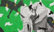 동양화가 허진,성곡미술관서 '억압된 일탈'전