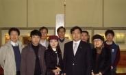 김기만 서울시의원  '시각장애인 개안수술돕기 자선전시회'축사