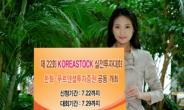 한화-푸르덴셜증권 실전투자대회 오디션리그 1차 종료