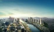 포스코건설, 부산 더샵 센텀포레1006가구 분양