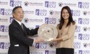 미야자토 아이 '유럽투어 단 2개 대회 뛰고 행운의 상금왕'