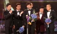 KBS연예대상 '뜬금없는 수상' 논란 시끌