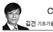 <CEO 칼럼 - 김건> 새로운 미래를 준비하는 과학기술 전략