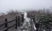 [날씨]'사라진 가을' … 영하권 추위 절정