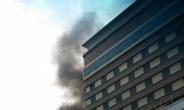 대구 그랜드호텔 인근 화재 발생...인명피해는?