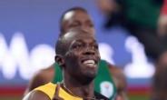 [리우올림픽] '세상에서 가장 빠른 사나이' 볼트, 사상 첫 올림픽 100m 3연패