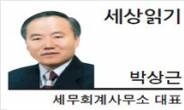 [세상읽기-박상근 세무회계사무소 대표]종부세 강화 정책 '득'보다 '실'이 크다