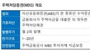 소액투자 가능해진 MBS…투자할 만할까?