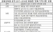 금감원, '예상문제' 알려준다…단골 검사지적사항 유형화