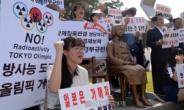 [헤럴드포토] 日 아베 정부 규탄하는 시민들