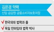 """금융소비처장 김은경 내정자 """"국민이 소비자, 소비자가 기업"""""""