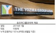 나녹스 투자 대박 요즈마그룹…韓 법인 투자 탄력