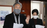 """정진석 """"安 제안, 쉽지않은 문제…논의 출발은 평가"""""""