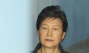 [속보] 박근혜 전 대통령 코로나19 음성