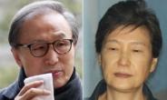 기결수 된 이명박·박근혜…수형 생활은 어떻게?