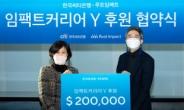 한국씨티銀, 청년 소셜벤처 지원기관에 2억여원 후원