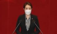 """고민정 """"오세훈 조건부 정치""""…국민의 힘 """"소도 웃을 것"""""""