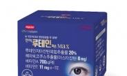 천연식물성 원료 '눈 피로' 개선 도움