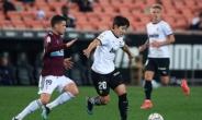 한달만에 선발출전 이강인 '결승골 어시스트'…발렌시아, 셀타비고에 2-0 승