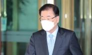 정의용, 유엔 군축‧인권회의 모두 불참…탈북민‧북핵 논란 의식했나