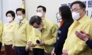 [헤럴드pic] 인사하는 이낙연 더불어민주당 대표