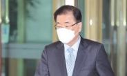 정의용, 유엔 인권·군축회의 불참…탈북민·북핵활동 논란 의식?