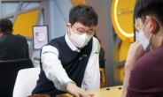 '36세 원성진' 14전승 바둑리그 최고령 다승왕 등극…셀트리온 정규리그 1위