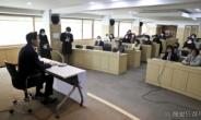 [헤럴드pic] 한국여성단체협의회를 찾은 국민의힘 오세훈 서울시장 예비후보