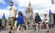미 디즈니랜드 1년만에 오픈…MLB 경기장도 운영재개