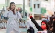 미얀마 군부 '태권 소녀' 시신 도굴…사인 조작 의혹