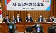 [헤럴드pic] 발언하는 국민의힘 김종인 비상대책위원장