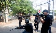 미얀마 군경, 사제총 든 시민에 기관총·수류탄·유탄발사기 동원 '초토화 작전'