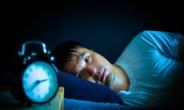 불면증 남성 56%는 수면호흡장애 있었다