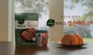 """""""변함없이 맛있다""""…CJ제일제당, 비비고 김치 사계절 캠페인 진행"""