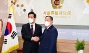 """서울시의장 """"吳시장 마음대로 광화문 공사 중단 못해"""""""