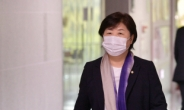 [헤럴드pic] 회의에 참석하는 서영교 의원