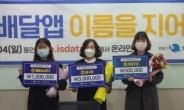 대구형 배달앱 공모서 '대구로' 1위 선정