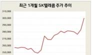 통신3사 주가…웃는 SK텔레콤·LG유플러스, 숨고르는 KT [株포트라이트]