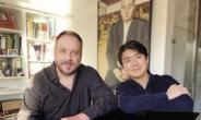 피아니스트 조성진, 바리톤 괴르네와 만났다