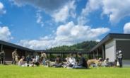 국내 최대 반려견 테마파크 '강아지숲' 정식 개장