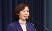 박경미 신임 靑 대변인