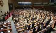 [헤럴드pic] 국회의원 선서하는 김의겸 열린민주당
