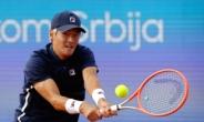 권순우, 세계 49위 꺾었다…아스타나오픈 테니스 4강행