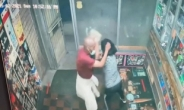[영상] 또 '증오 범죄'…美 한인 운영 주류매장서 '벽돌' 폭행
