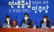 [헤럴드pic] '민생중심…'